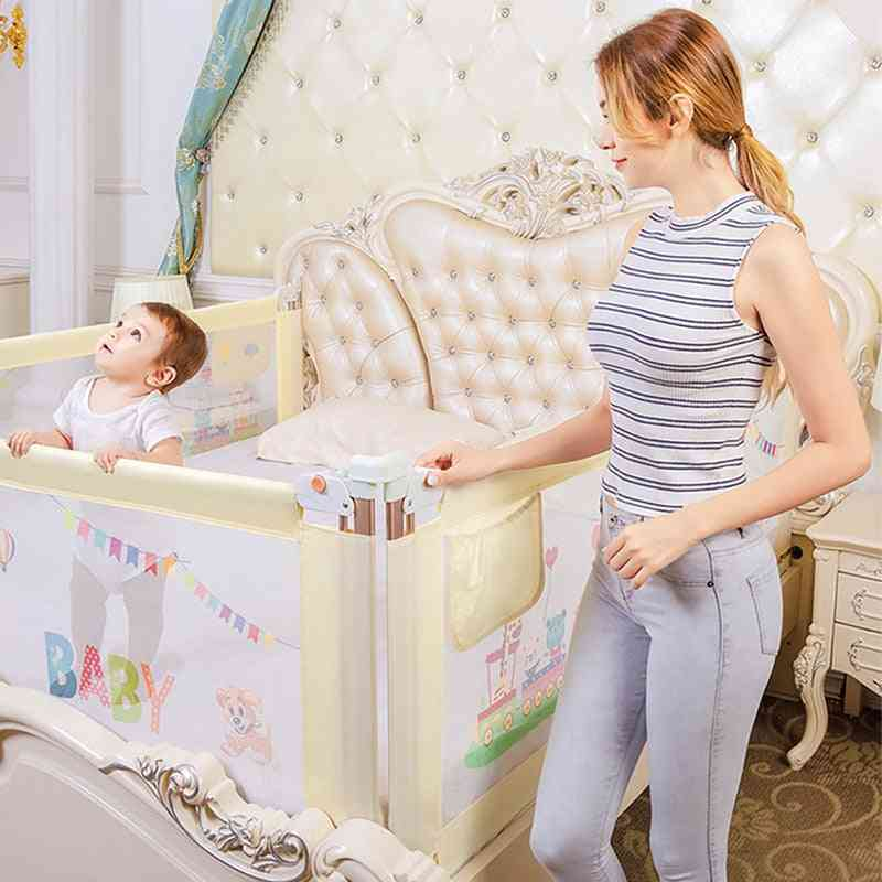 Baby Safety Rail Fence Child Barrier For Beds
