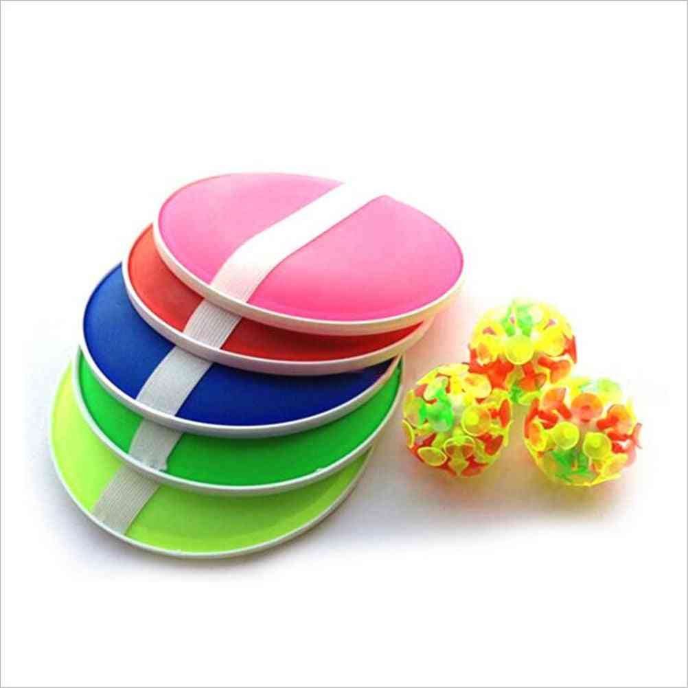 Funny Sticky Ball Game Suction Cup Random
