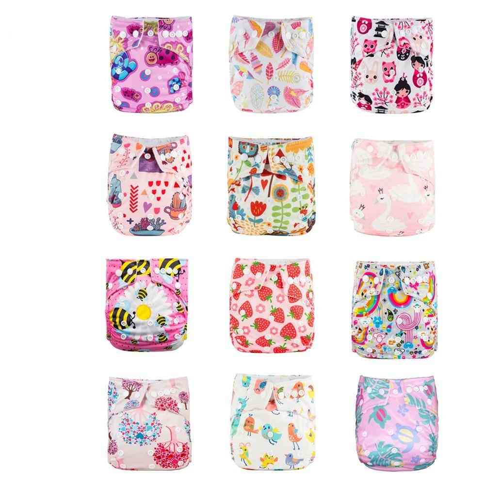 Babyland Baby Diaper Washable Eco-friendly Cloth Diaper Cover