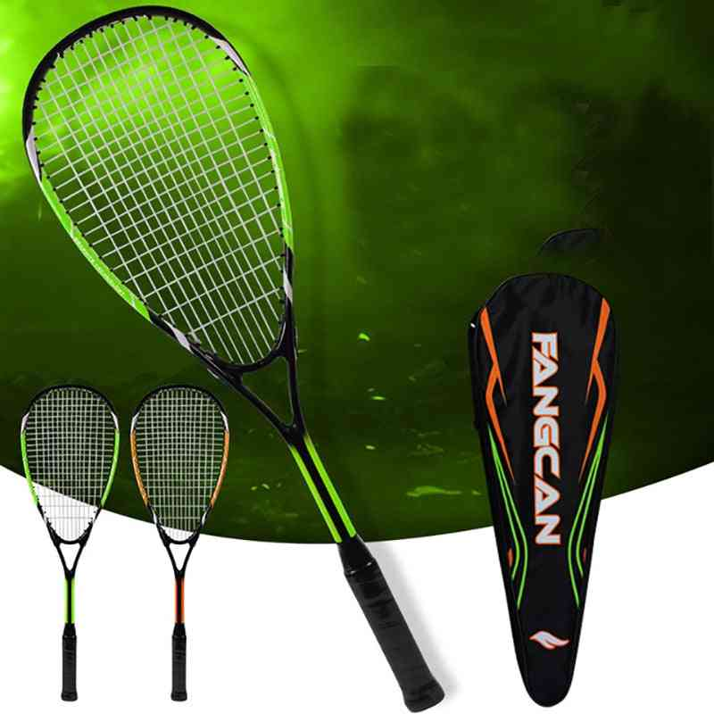Squash Racket Racquet Aluminum With Carbon Fiber