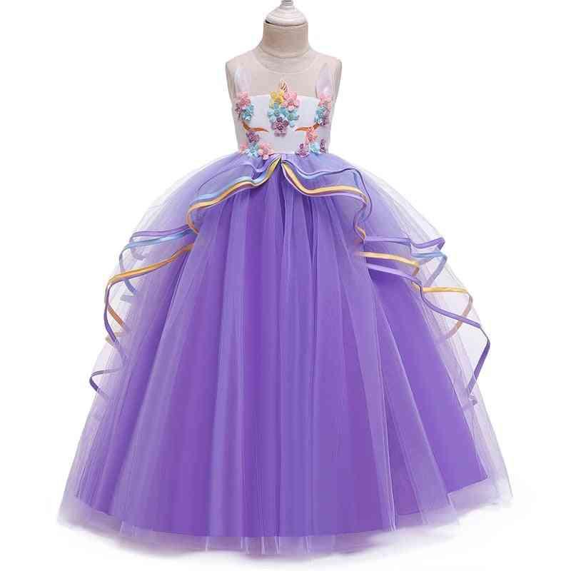 Girl Party Christmas Dress, Princess Dress