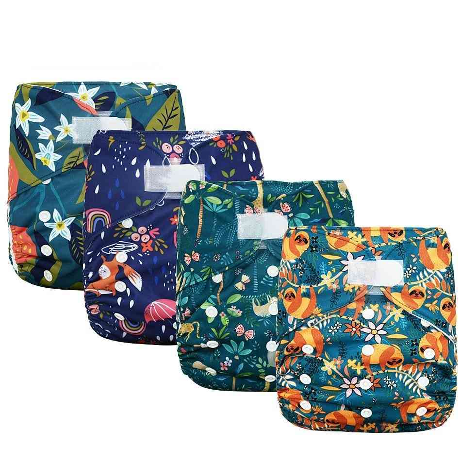 Pocket Diaper For Baby And Older, Suede Cloth Inner, Stay-dry