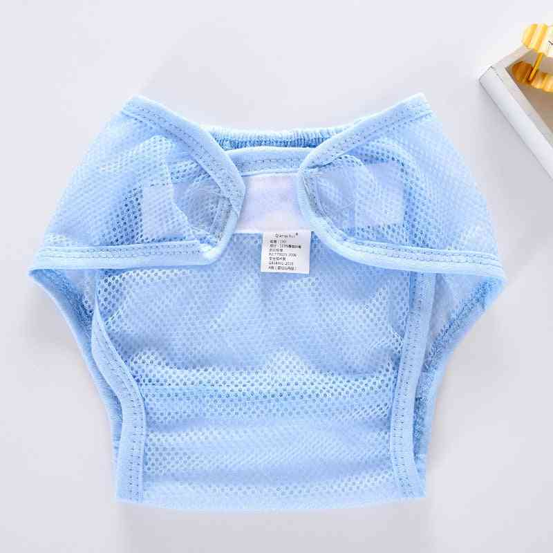 Baby Diapers Nappies Cloth Diaper Washable Mesh Pocket Nappy Newborn  Diapers