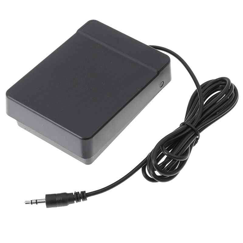 2021 Best Universal Electronic Piano Foot Sustain Pedal Controller Switch Compatible Damper Pedal Keyboards Musical Accessories