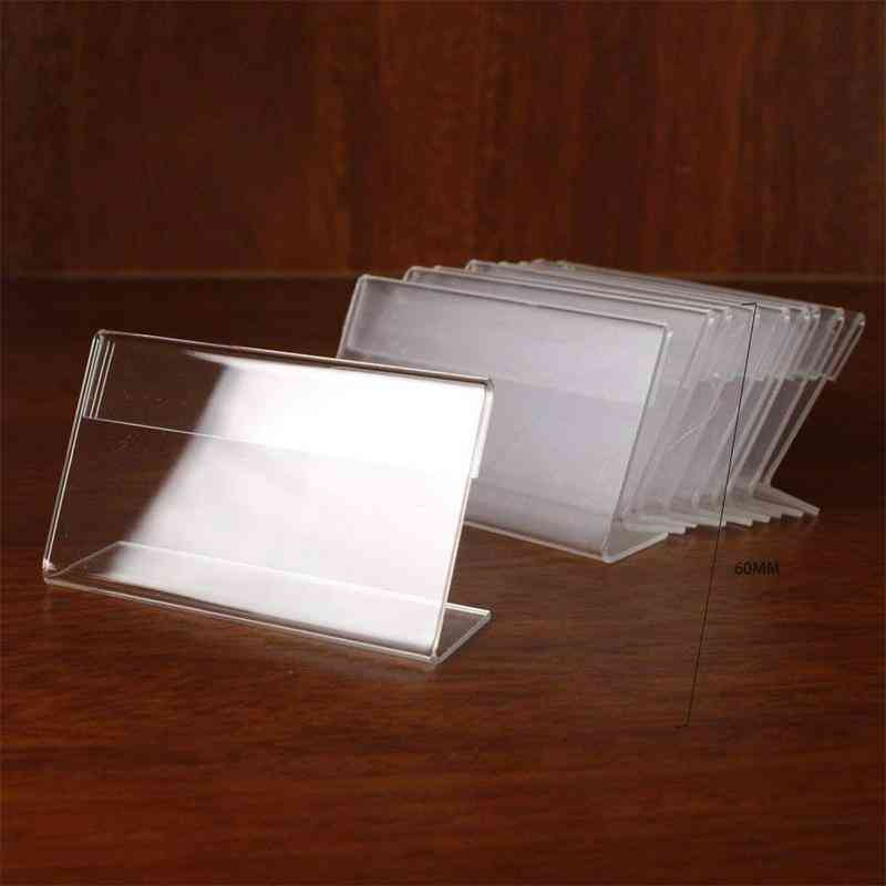 Acrylic Transparent Display Stand