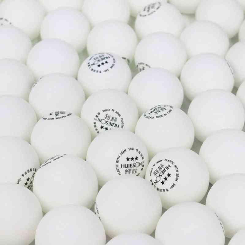Environmental Ping Pong Plastic Table Tennis Balls