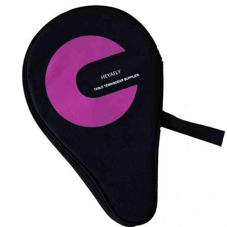 Table Tennis Bats Cover Squash Bats Bag