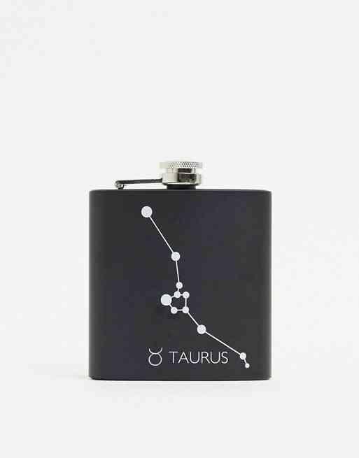 Peter Werth Taurus Hip Flask