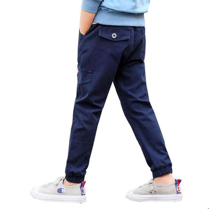 Boys Pants Cotton Long Kids Pantstrousers New Style
