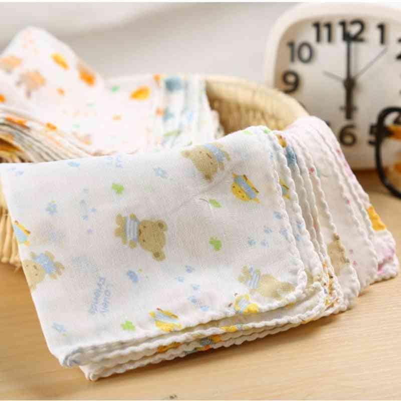 Baby Feeding Towel Teddy Bear