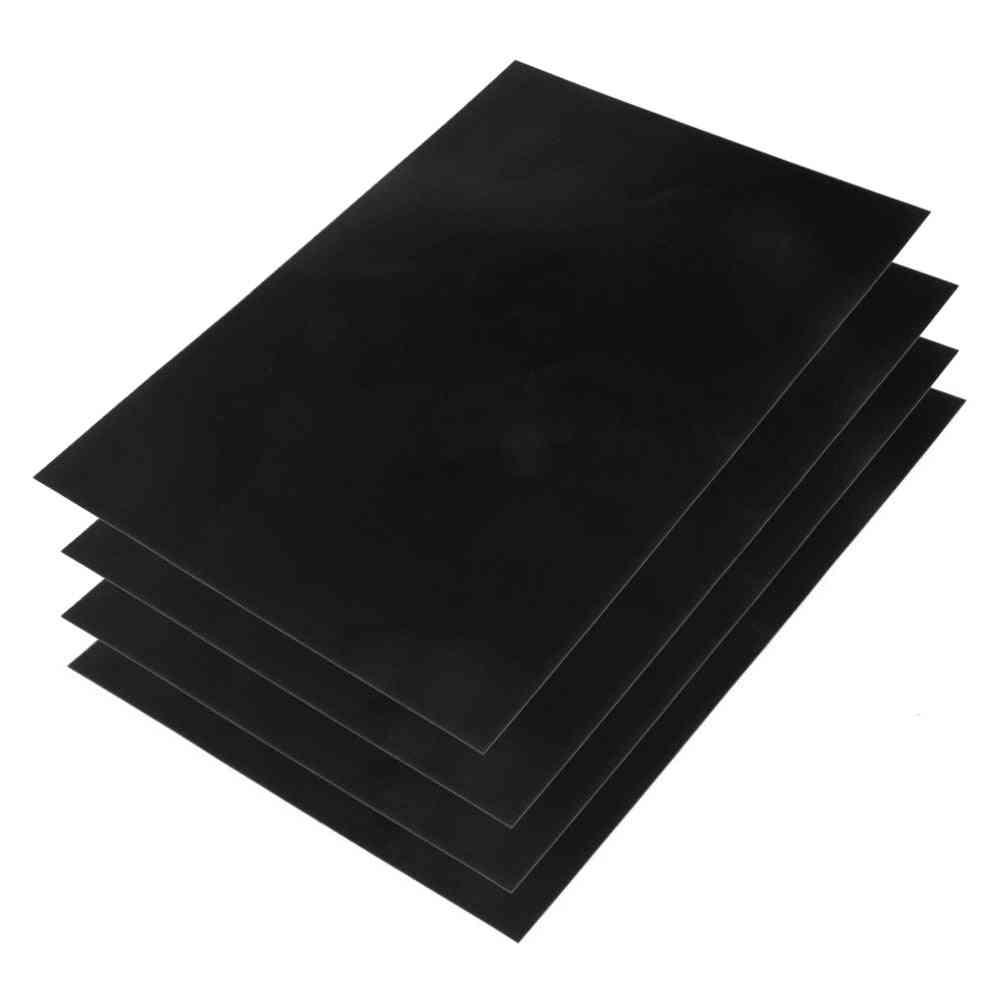 4pcs 20x30cm A4 Removable Chalkboard Wall Sticker Blackboard Decal Chalk Board Paper