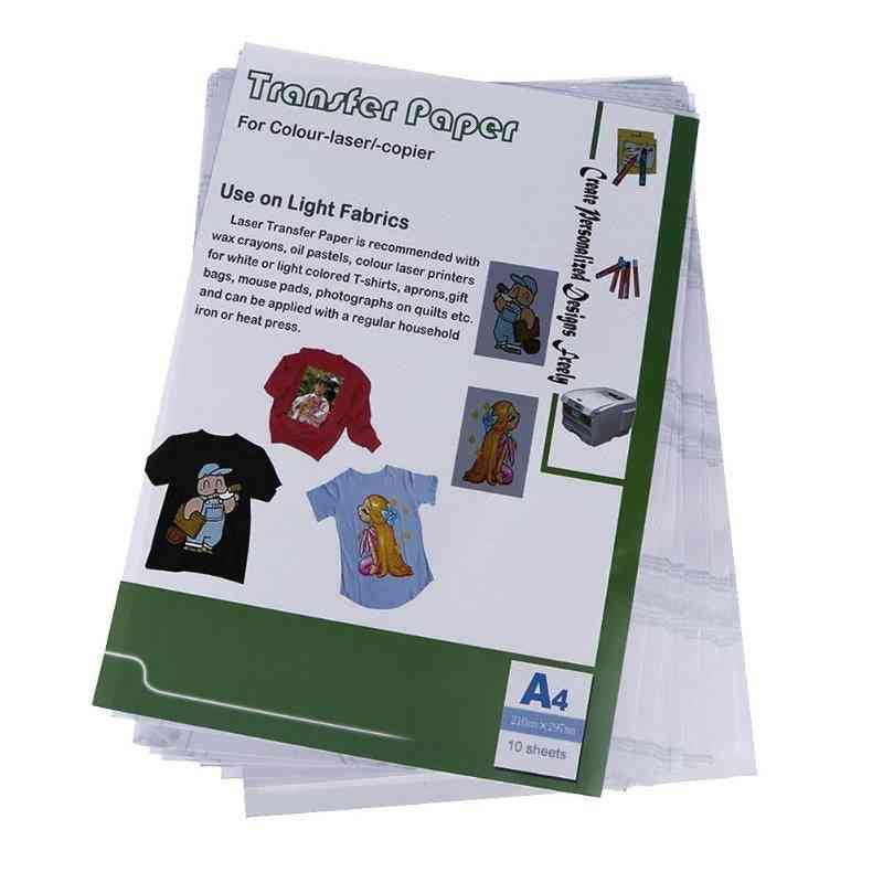 T Shirt Thermal Transfers Hollow Papers