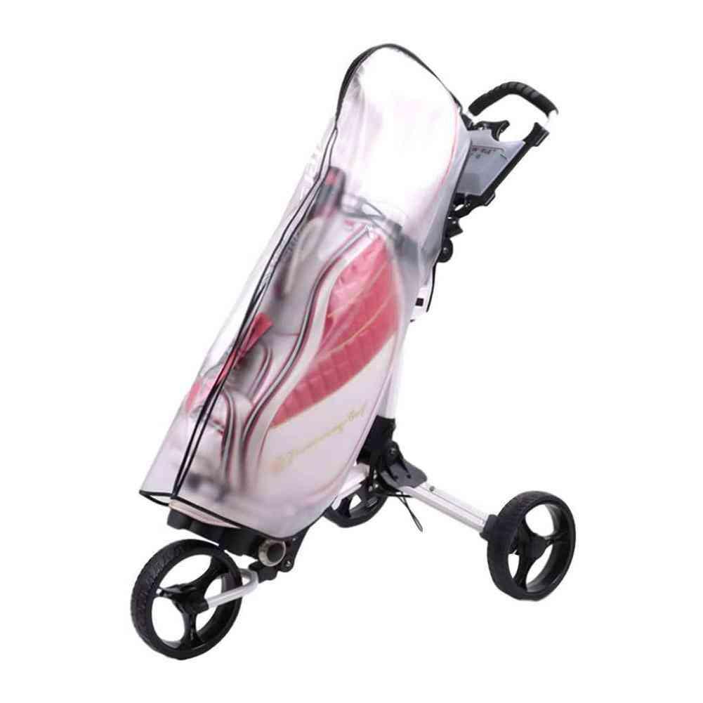 Rain Cover Pvc Waterproof Golf Bag Cover