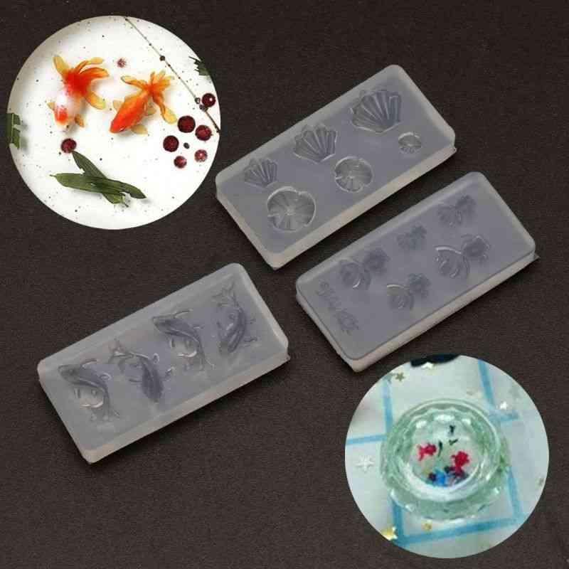 Mini Size Goldfish Lotus Leaf Water Dag