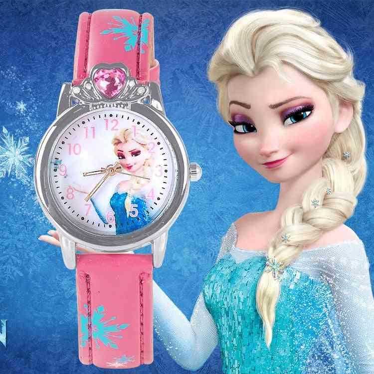 Disney Frozen Elsa Princess Children's Watches