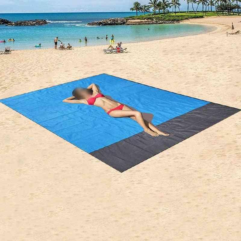 Large Beach Blanket Pool Swimming Towels Mat