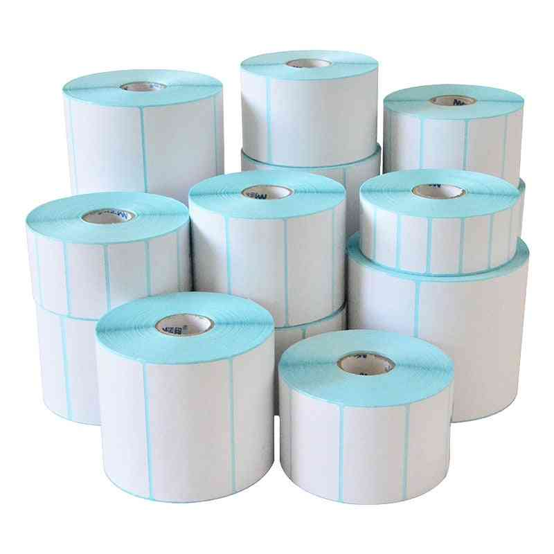 Adhesive Thermal Label Sticker Paper