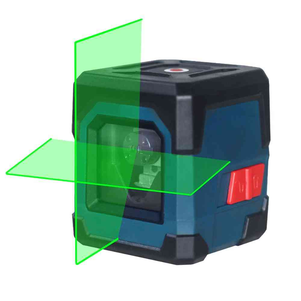 Cross Line Laser With Measuring Range
