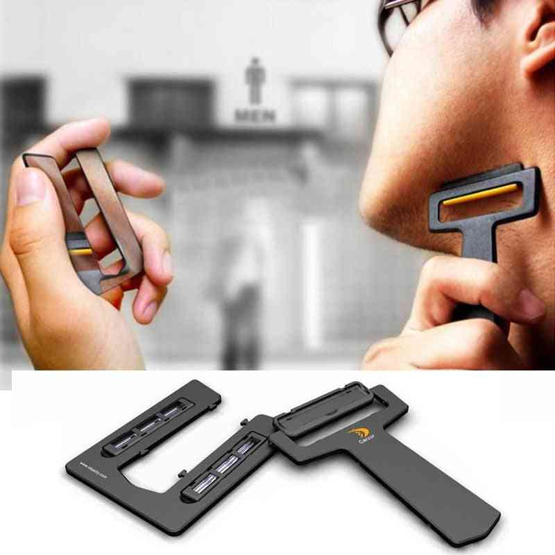 2021 Newest Outdoor Ultra-portable Card Shaver