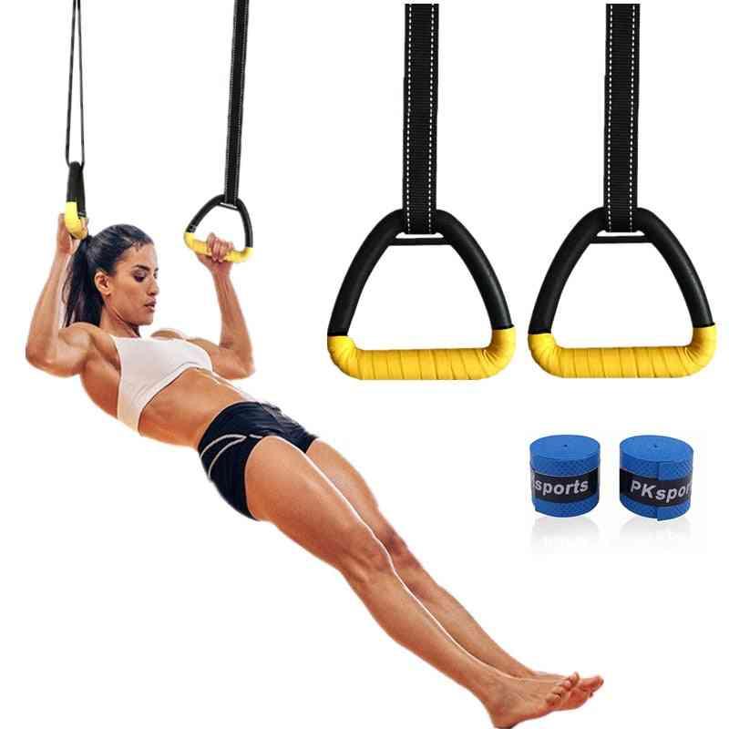 Adjustable Straps For Adult Child Full Body Strength Training Pull-ups Fitness