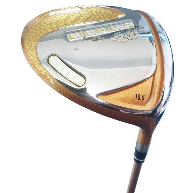 New Men Golf Clubs Driver Club Graphite Shaft And Headcover