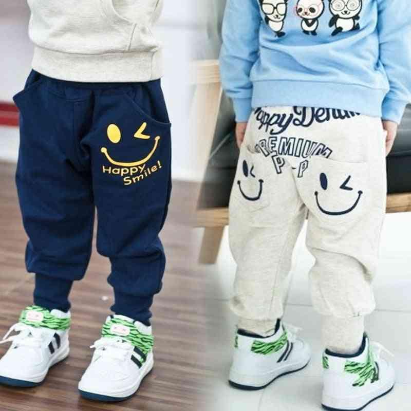 Cotton Casual Kids Pants