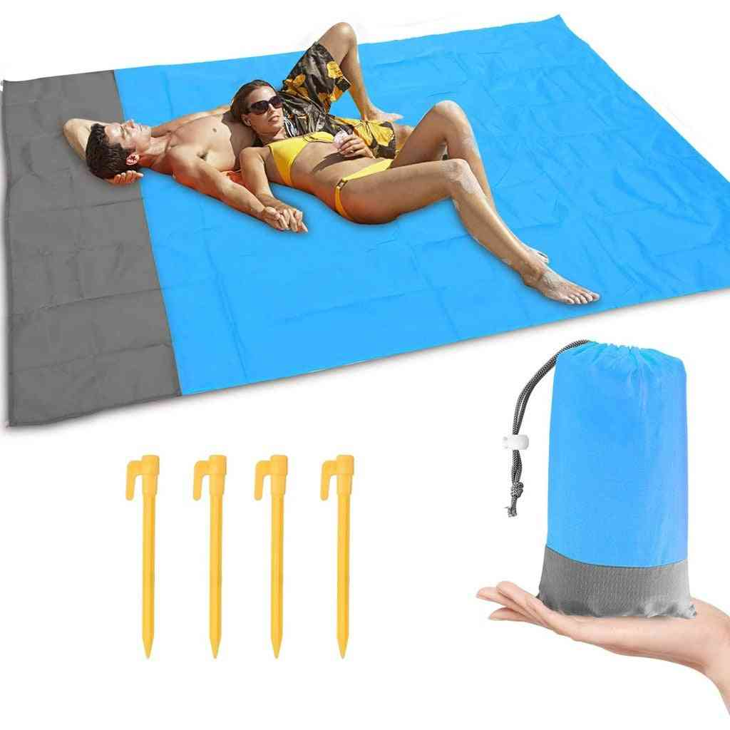 Large Waterproof Beach Blanket Picnic Blanket
