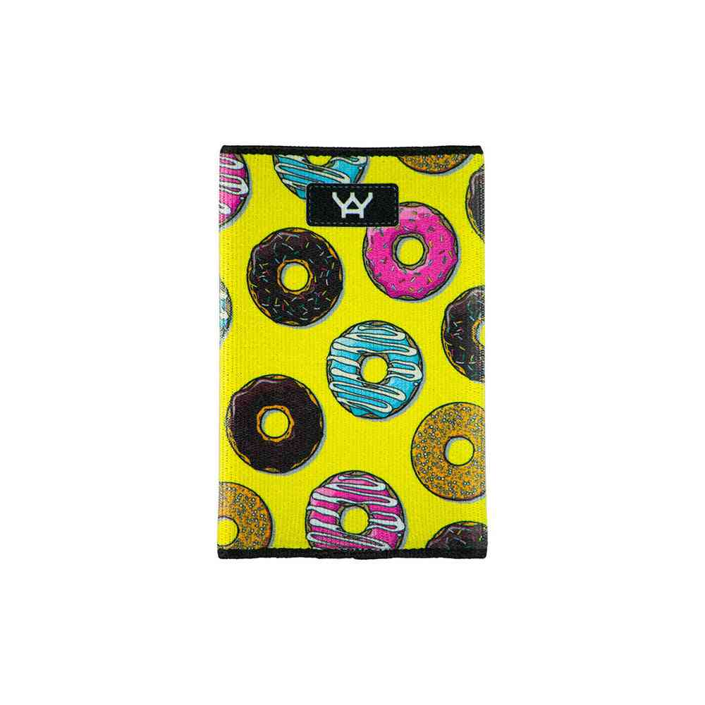Yaywallet Credit Card Holder - D'oh Nut