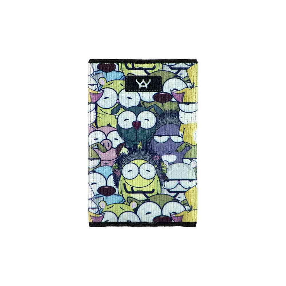 Yaywallet Credit Card Holder - Emoji Reunion