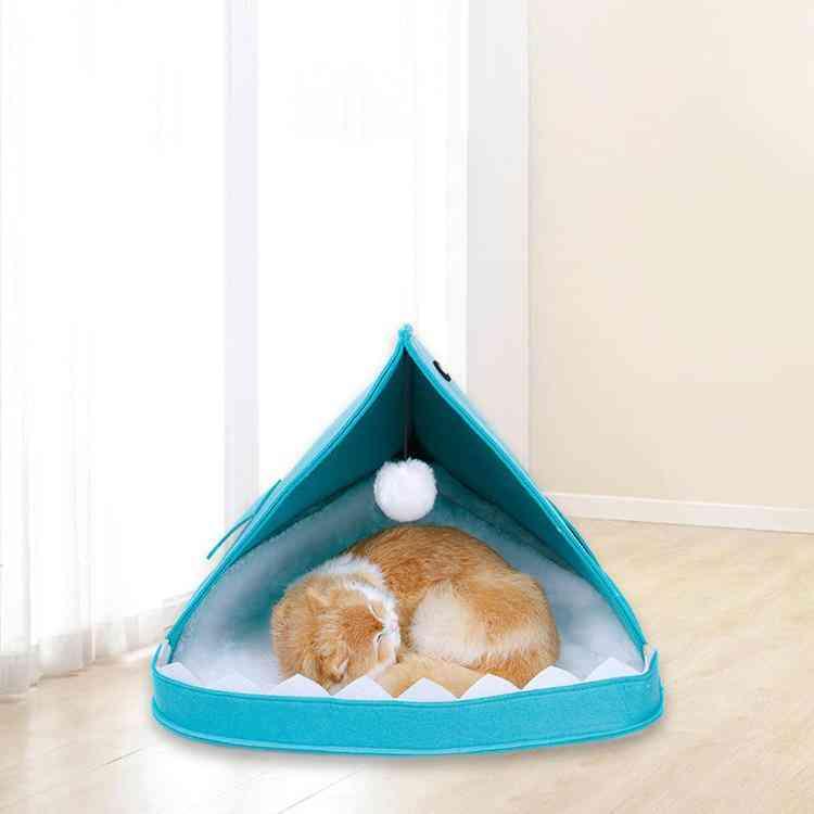Shark Pet Cat Nest House
