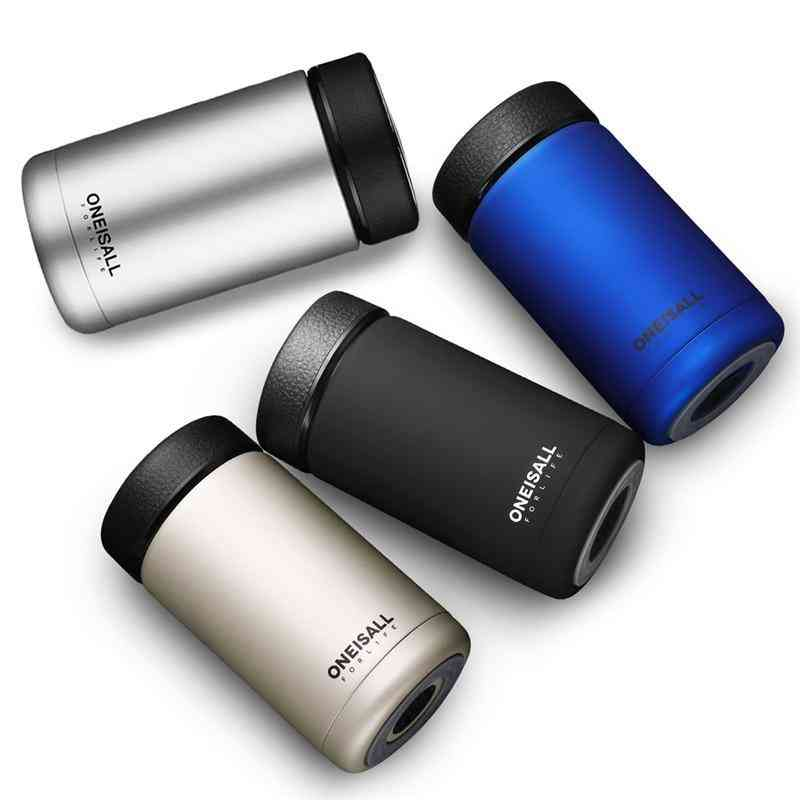400ml Insulated Cup 304 Stainless Steel Thermos Bottles