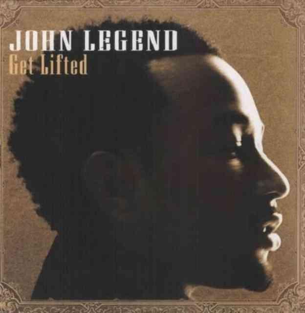John Legend Lp - Get Lifted