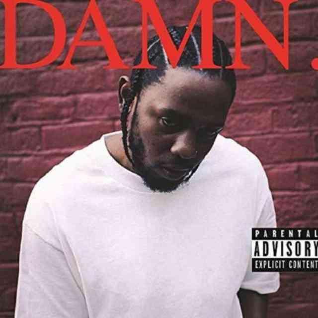 Kendrick Lamar Lp - Damn