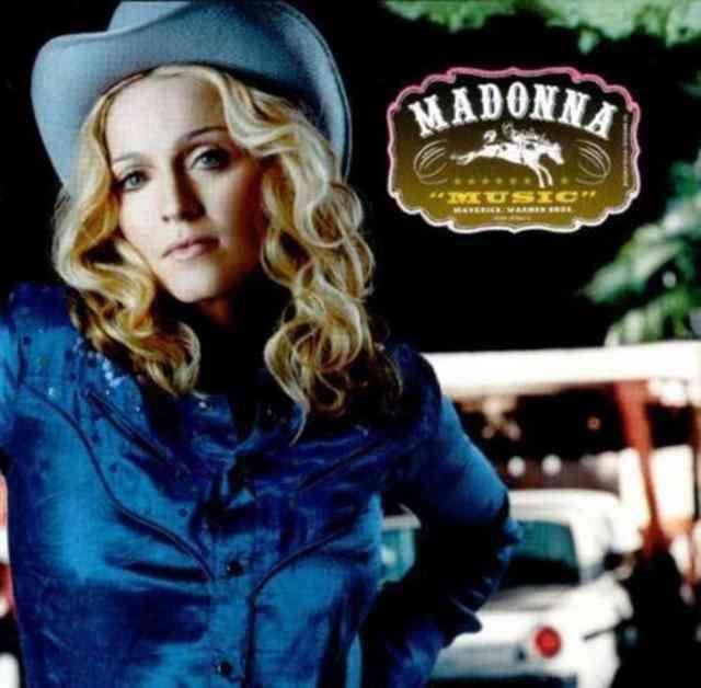 Madonna Lp - Music