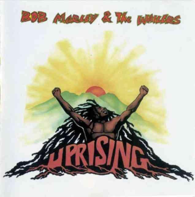 Bob Marley Lp - Uprising