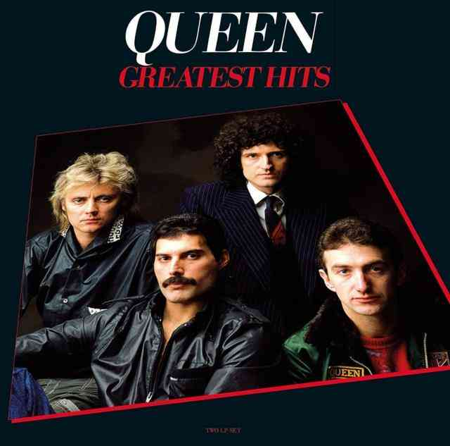 Queen Lp - Greatest Hits I