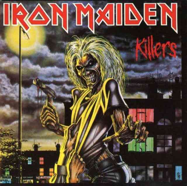 Iron Maiden Lp - Killers