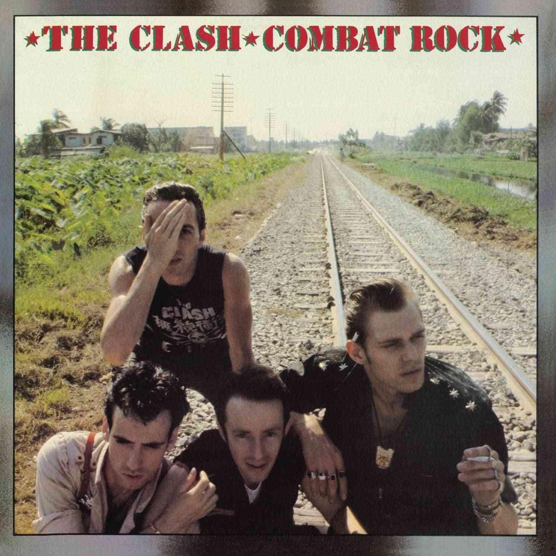 The Clash Lp - Combat Rock