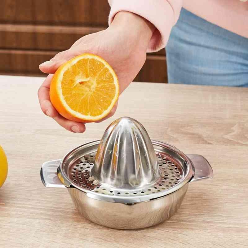 Stainless Steel Lemon Fruit Juicer