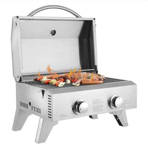 Stainless Steel Oven Gas Oven Double Row Double Head Small Oven