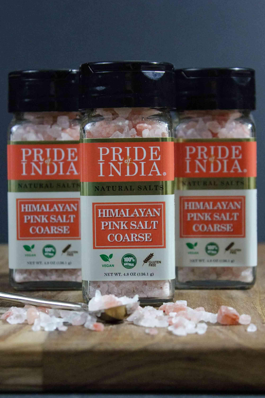 Himalayan Pink Rock Salt - Coarse Grind