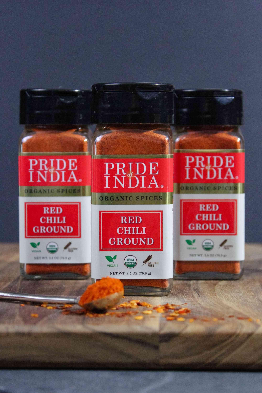 Organic Red Chili Ground Hot