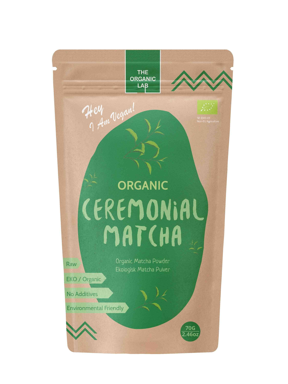 Organic Matcha Powder 70g