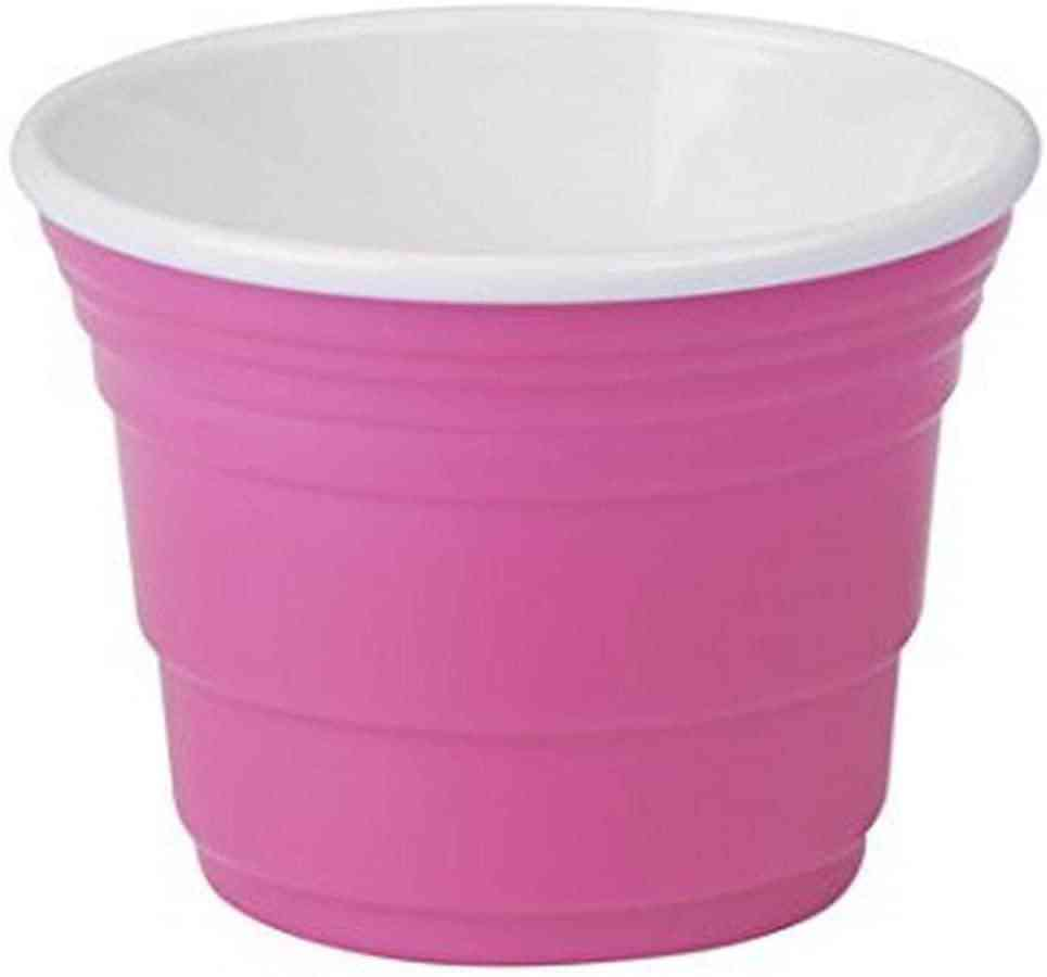 Red Cup Living 6029 Reusable Shooter Cup, 2 Oz, Pink